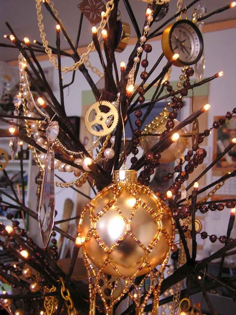 arbol-de-Navidad-steampunk