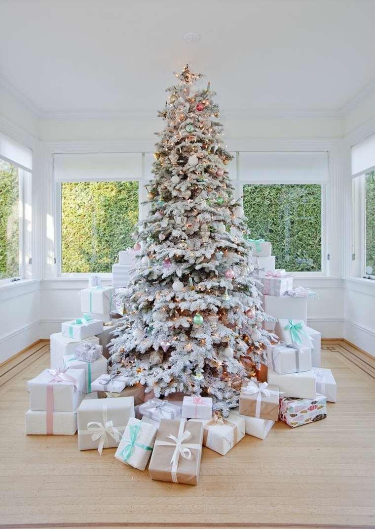 arboles-de-navidad-decorados-regalos-estilo