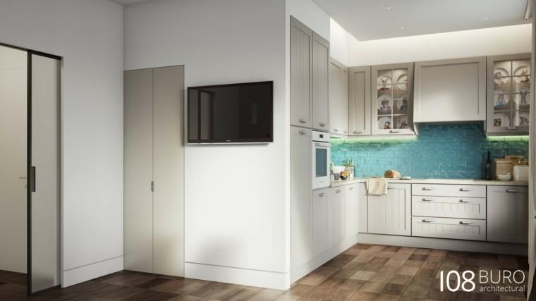 diseño de apartamento en Velton Park
