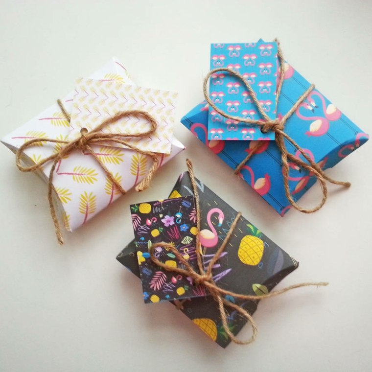 cajas de carton pequenas