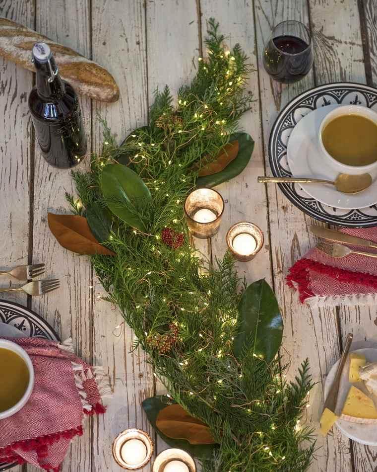 centros de mesa de navidad-ideas-naturales