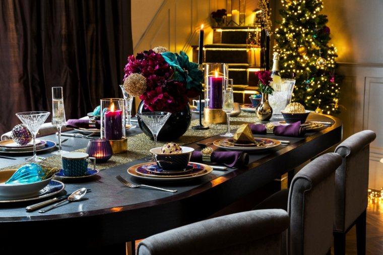 centros-mesa-navida-diseno-velas-purpura