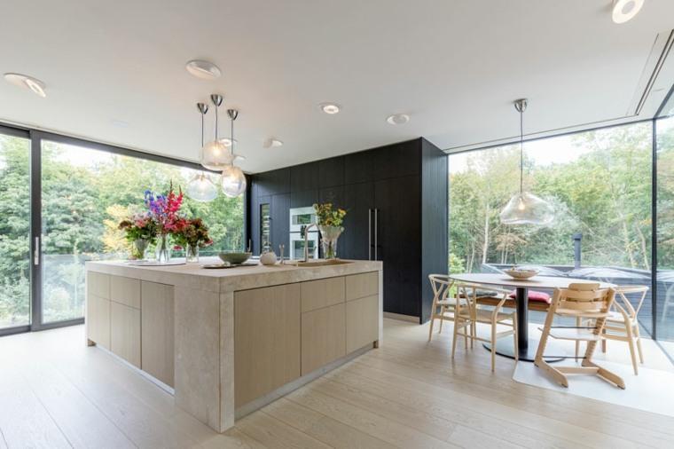 cocina-abierta-conectada-salon