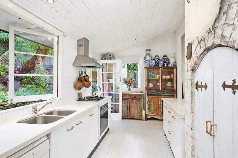 interior de cocina