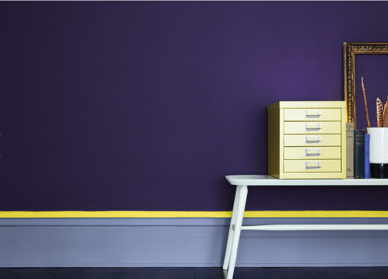 color pantone-2018-ultra-violeta-pared-estilo