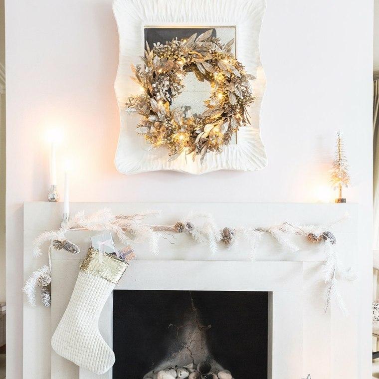 coronas-de-navidad-brillo-luces-navidenas