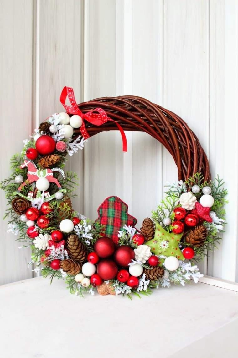 coronas-de-navidad-decoracion-casa