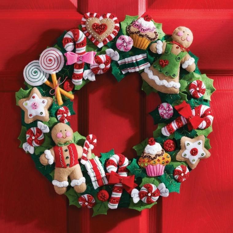 coronas-de-navidad-detalles-puerta