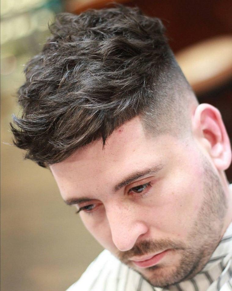 cortes de pelo hombre opciones volumen - Cortes De Pelo Hombres