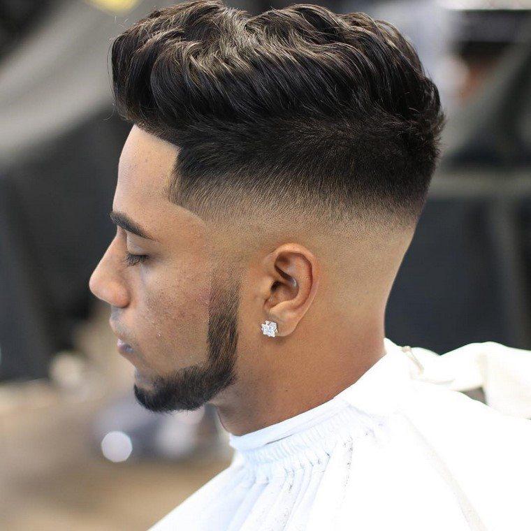 cortes de cabello para hombres 2018