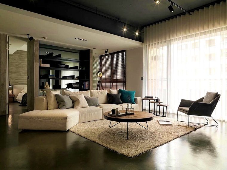 Decoraci n de interiores tendencias que seguiran de moda - Tendencias en decoracion de interiores ...