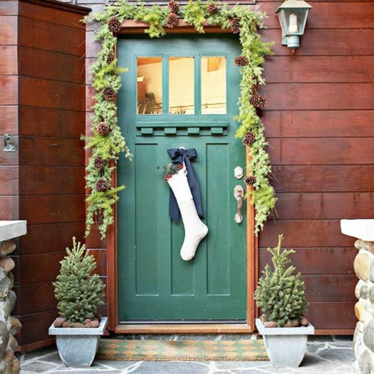cómo decorar la entrada