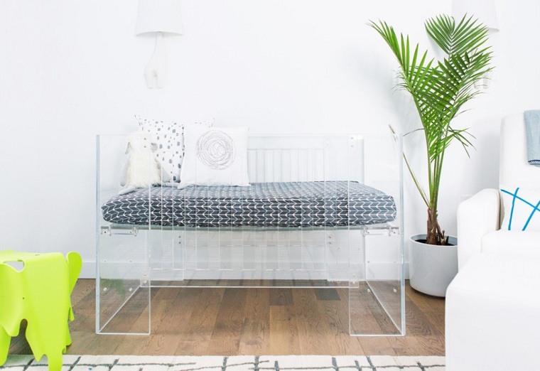 decorar habitación bebe-cuna-moderna-ideas-innovativas