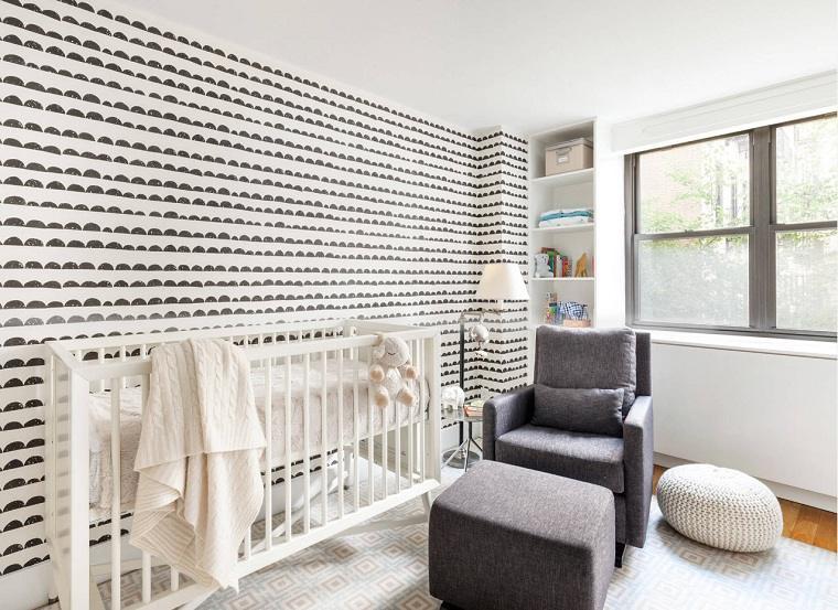 decorar habitación bebe-cunablanca-opciones