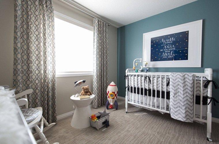 decorar habitación bebe-estilo-moderno