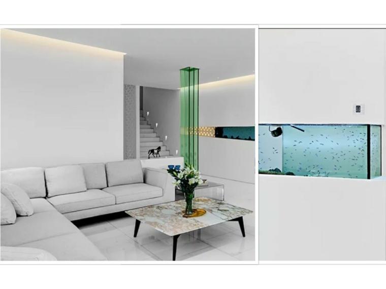 detalles salon moderno casa