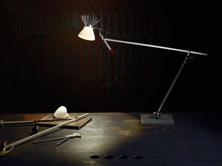 diseño industrial lampara regulable