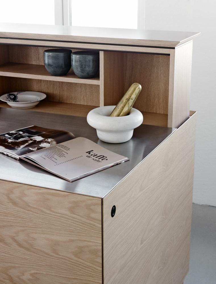 diseño cocina encimera