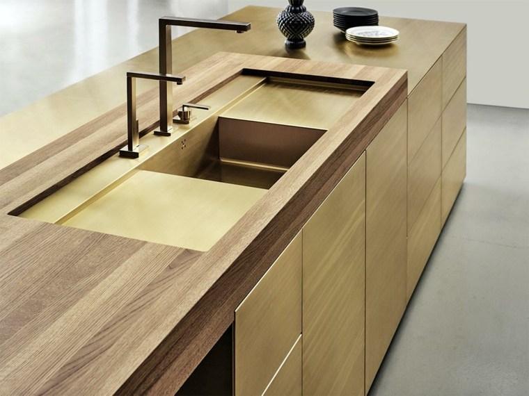 diseño cocina fregadero