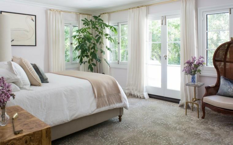 diseno-dormitorios-blancos-estilo-decoracion-planats