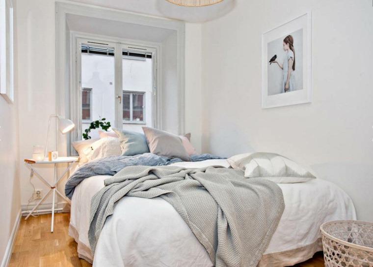 diseno-dormitorios-blancos-ideas-habitaciones-pequenas