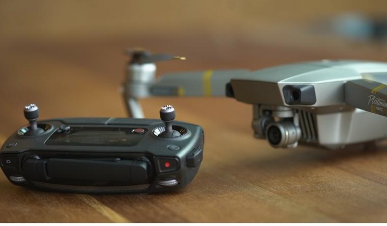 drone mando-a-distancia
