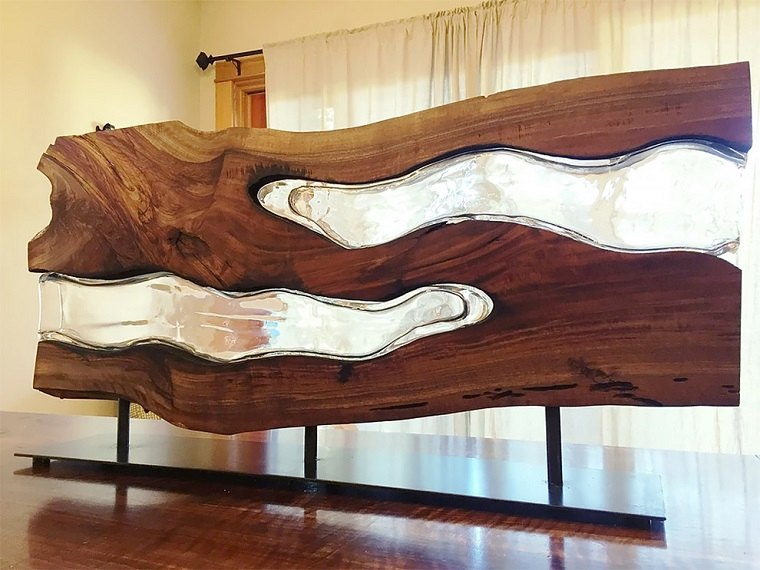 esculturas de madera-estilo-contemporaneo'tamano'grande