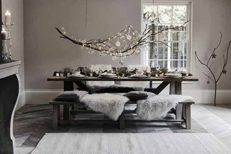 estilo-escandinavo-mesa-con-pieles
