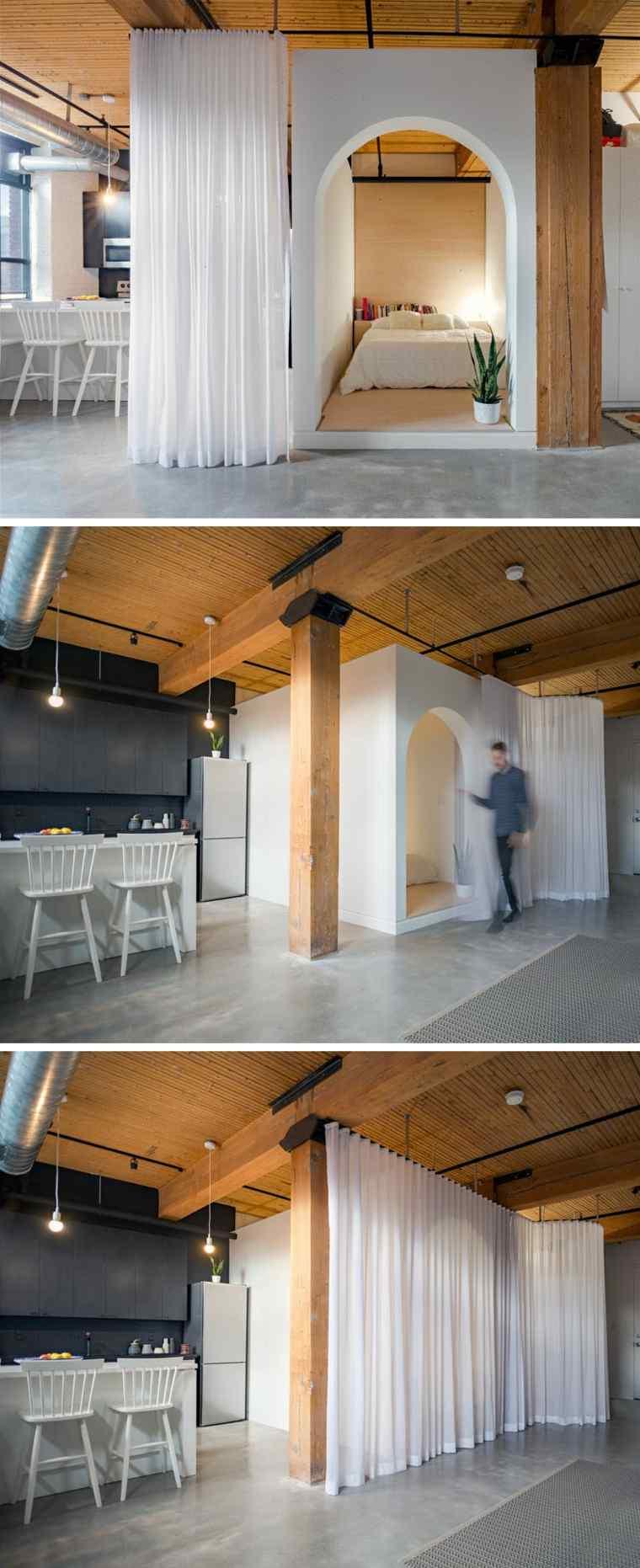 Estilos de decoracion de interiores - el loft Broadview