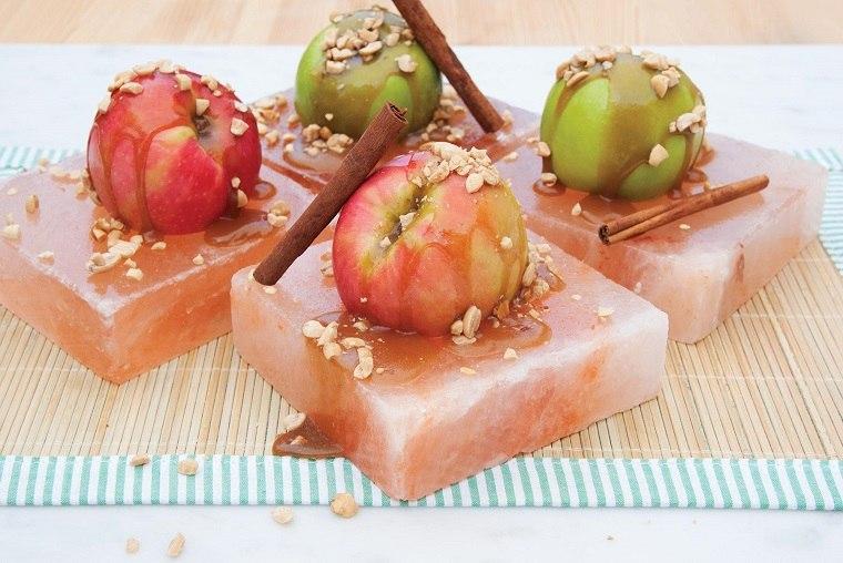 frutas recetas suaves chocolate