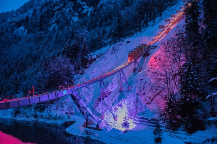 funicular-de-noche