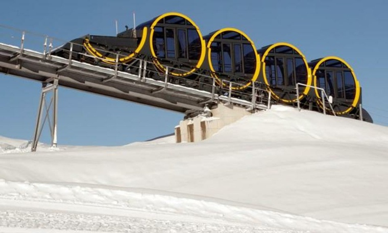 funicular en-Stoos-Suiza