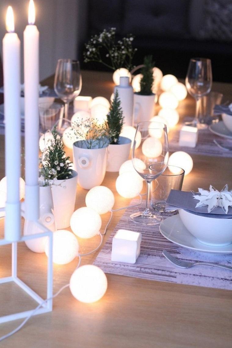 guirnalda-luces-mesa-navidad-opciones