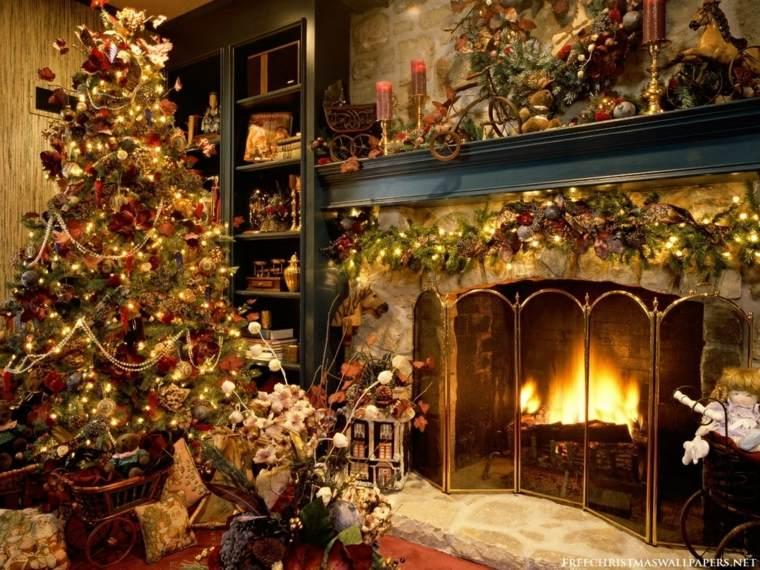 guirnaldas de luces Navidad