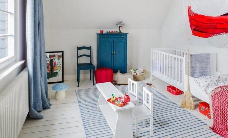 habitacion-bebe-blanco-opciones-modernas