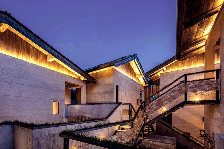 hotel-oriental-diseno-escaleras