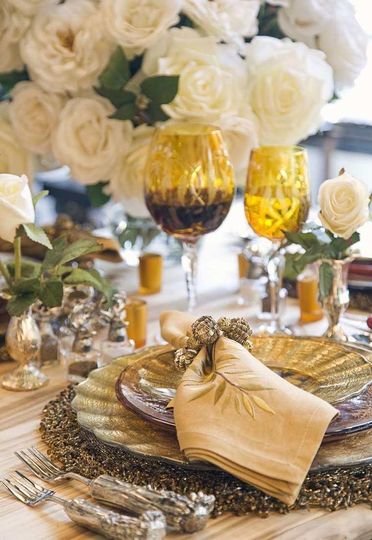 ideas para una cena romántica-opciones-mesa-estilo