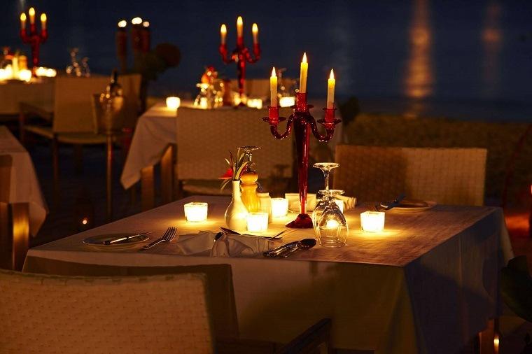Ideas para una cena rom ntica y consejos sobre c mo - Detalles para cena romantica ...