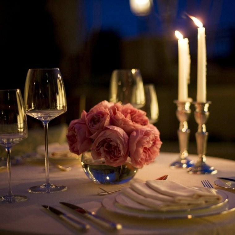 Ideas para una cena rom ntica y consejos sobre c mo organizarla - Idee cena romantica a casa ...