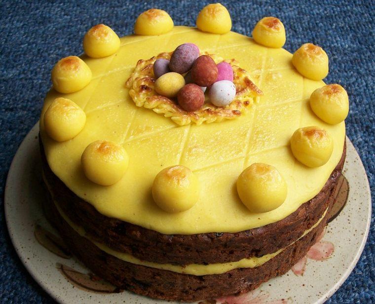 tarta de pascua Simnel