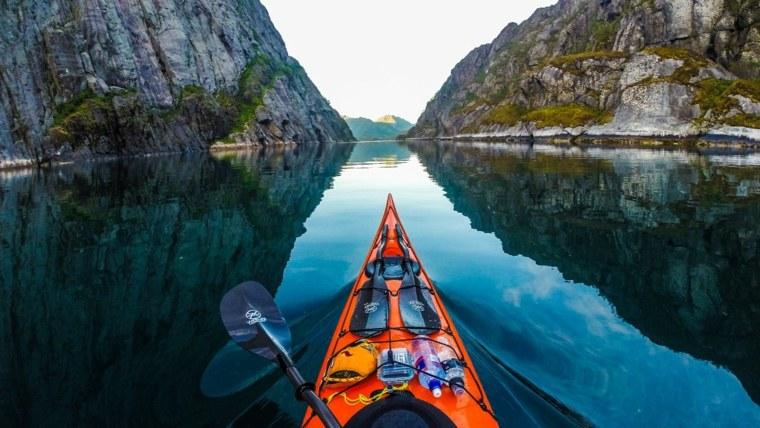 kayak-en-NOruega-del-norte