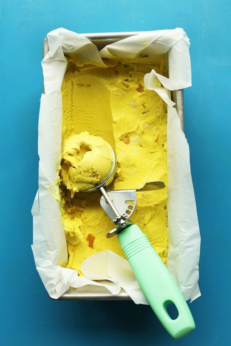 leche-oro-helado-receta-ideas
