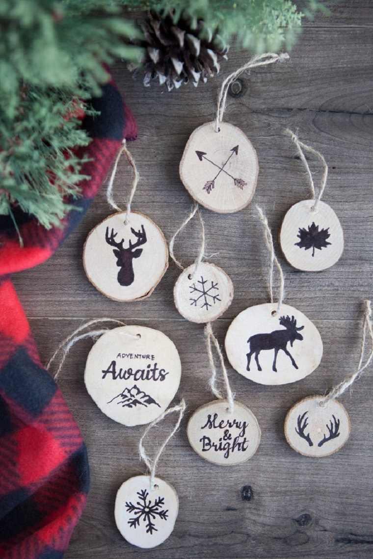 manualidades-navidad-ideas-decoraciones-arbol-adornos