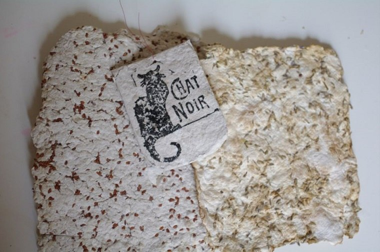 manualidades originales-reciclar-papel