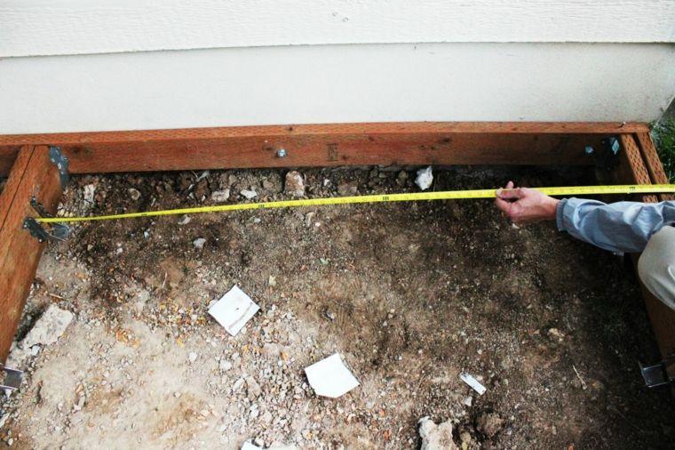 medir los compartimentos