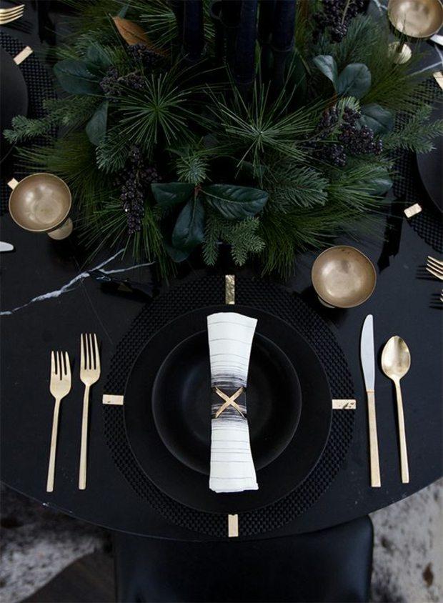 mesas de comedor ideas plateado