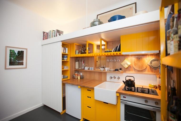 mini cocina amarilla (2)