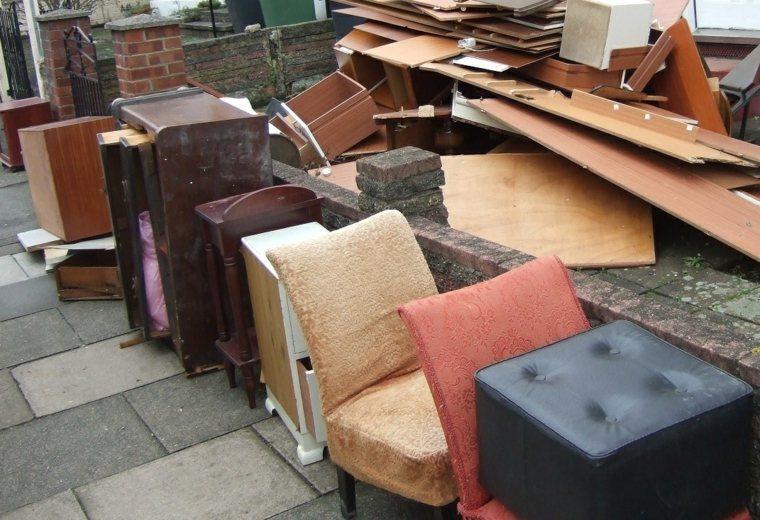 Reciclar muebles por qu y c mo debemos hacerlo for Reciclar muebles de la basura