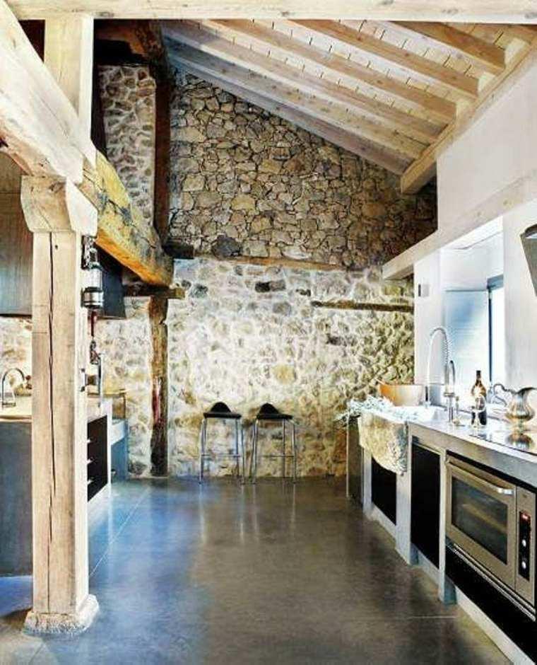 cocina estilo contemporáneo