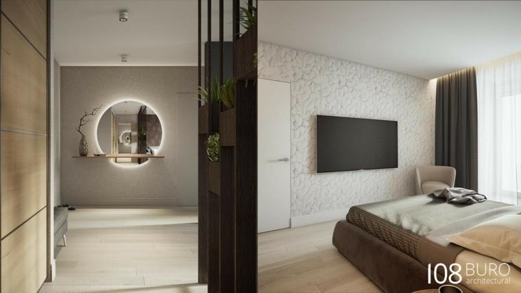 interior moderno en Moscú